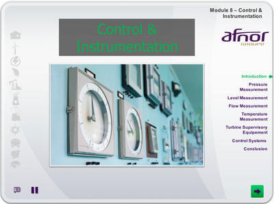 ELEARNIS : AFNOR - Modules e-learning - 0